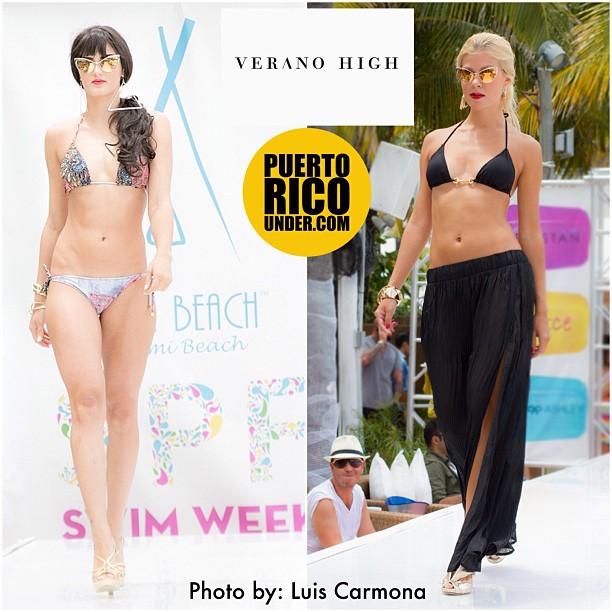 #fashion #veranohigh #swimweek #miami @veranohighswimwear @puertoricounder @luiscarmona #puertoricounder #luiscarmona
