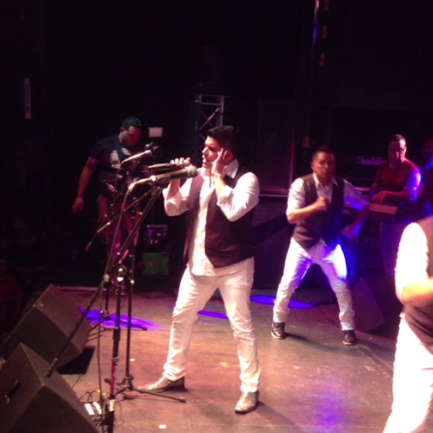 Jerry Rivera en Chicago Live. @jerryrivera @puertoricounder @cheguiproduction @jrelnegro