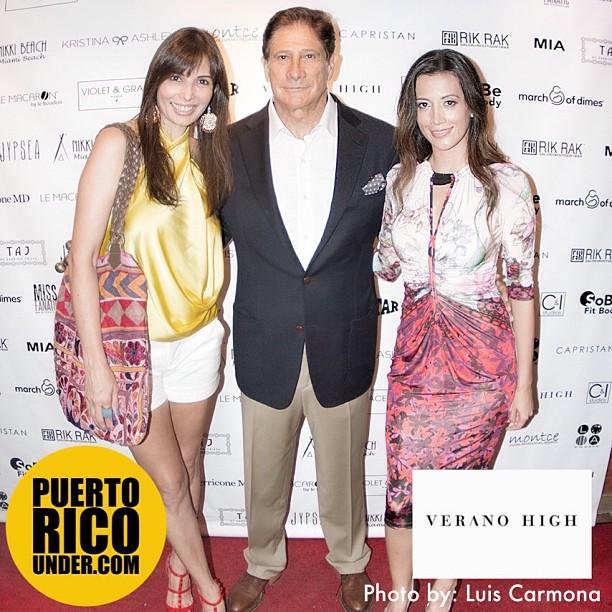 #fashion #veranohigh #perriconemd #giselleblondet @giselleblondet @veranohighswimwear @puertoricounder @luiscarmona #miami #swimweek