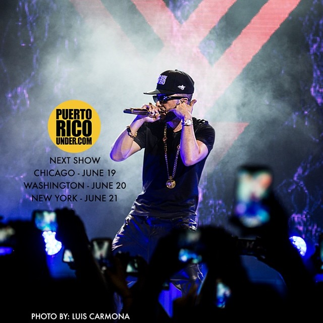 "YANDEL ""DE LIDER A LEYENDA"" WORLD TOUR 2014 @yandel @puertoricounderNext shows of the tourIf you didnt buy yours ticket yet. You should get it before soldout. Chicago: http://bit.ly/1wWuXp6 Washington DC: http://bit.ly/RZiW1y NY: http://bit.ly/T88CFI Orlando: http://bit.ly/1pAKLMq Miami: http://bit.ly/1nIJ0wT"