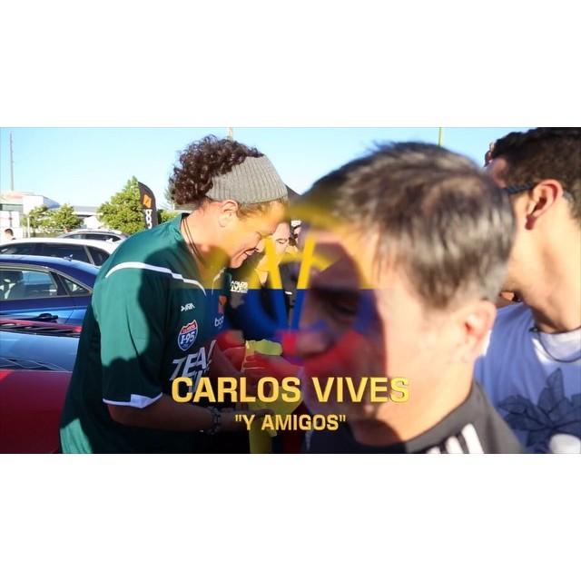 #Repost @carlosvives ・・・Un buen resumen de nuestro partido de futbol ayer por @traslaperla gracias a todos por acompañarnos #TeamGato #TeamVives @catperezj @melissamortiz @maluma @chinoynacho @danarenas @andresproducer @waldonado @santamarianow @humbertoelgato #TrasLaPerla film/edit: Luis Carmona @letusdotheworkforyou @puertoricounder @luiscarmona