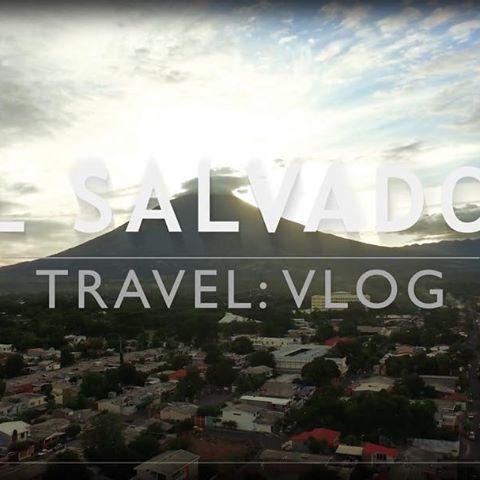 El Salvador link del video en la bio. #elsalvador #travel #vlog #youtube