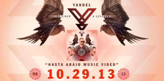 "Yandel ""Hasta Abajo"" Music Video Behind The Scenes Webisode 02"